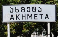 სეტყვამ ახმეტის მუნიციპალიტეტის სოფლები დააზარალა